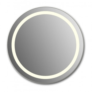 Зеркало Wenz Design D-ring круглое / без контурной подсветки