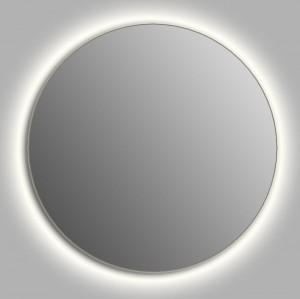 Зеркало Wenz Design D-contour круглое / с контурной подсветкой