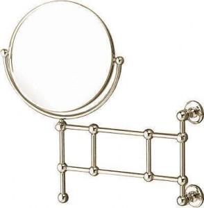 Настенное косметическое зеркало Devon&Devon First Class DD33150OT, светлое золото