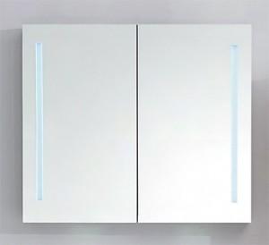 Зеркальный шкаф BelBagno SPC-2A-DL-BL-800