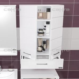 Шкаф СаНта Омега 48х90 407004, подвесной, над стиральной машиной
