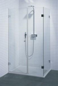GC82700 Душевой уголок Riho Scandic S-204, 100 х 80 х 200 см, стекло прозрачное
