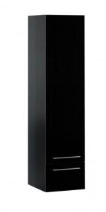 Пенал Aquanet Верона 30 00175391 подвесной, цвет черный