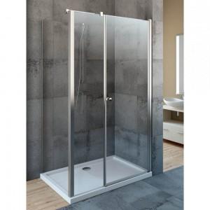 37553-01-01NL Душевой уголок Radaway EOS KDS 120 x 80 х 197 см, стекло прозрачное