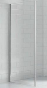 4000711 Неподвижная душевая стенка SaniPro OBB/80, 80 х 185 см