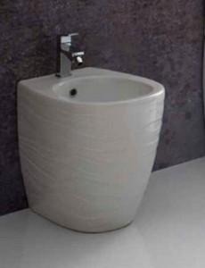 23BDM Биде Ceramica Ala Wave 35 x 51 см напольное