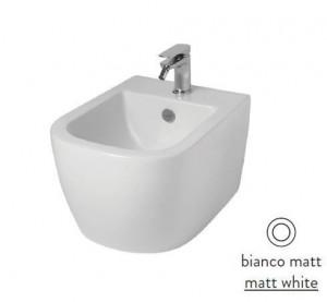 FSB001 05; 00 Биде ArtCeram Faster, подвесное, цвет - белый матовый