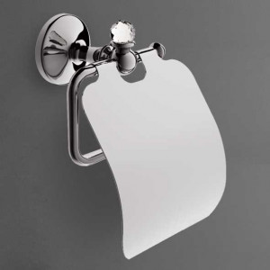 AM-E-2683SJ-Br Держатель для туалетной бумаги,бронза