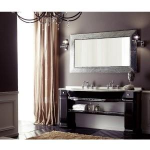 Комплект мебели Eurodesign Luxury Композиция № 3, Nero Lucido/Черный окрашеный