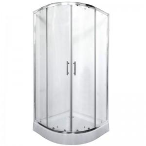 CR-R29090matt Душевой уголок Rush Crete, 90 х 90 х 190, стекло прозрачное