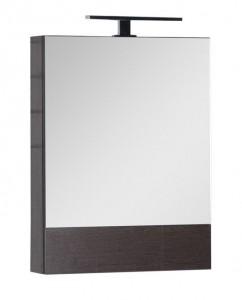 Зеркало-шкаф Aquanet Нота 50 (камерино) 00172682, цвет венге