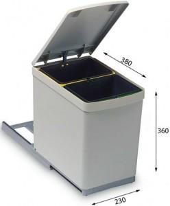 Система сортировки мусора Alveus Albio 10 1090331