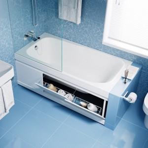 МДФ Soft 150-w Экран для ванны Alavann МДФ Soft 150 см, белый