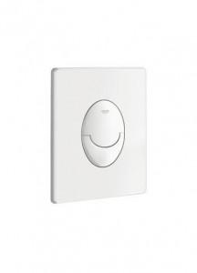 38505SH0 Кнопка для инсталляции Grohe Skate Air, вертикальная, белая