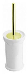 Ершик для туалета Nicolazzi Classica 1491GO, золото