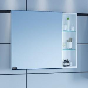 Зеркальный шкаф СаНта Дублин 86 универсальный