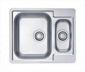 1085941 Мойка кухонная Alveus LINE 50 LEI-90 615 x 500