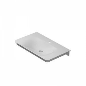M30WPC0801WG AM.PM Sensation, раковина мебельная , искусственный мрамор, 80 см, встроенная в столешницу