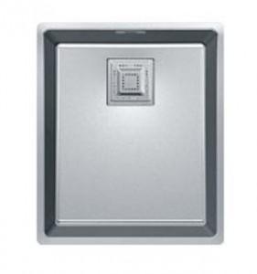 122.0288.096 Мойка Franke CENTINOX CMX 110-34,, нижняя установка, нержавеющая сталь, полированная, 37*44 см
