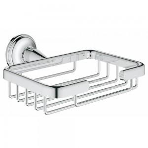 40659001 GROHE Essentials Authentic Полка решетка для мыла, хром