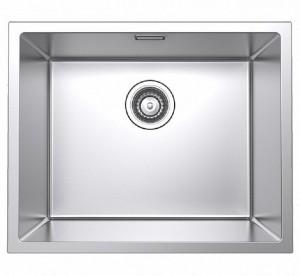 EDI54S0i77 Мойка для кухни Iddis Edifice, 54 х 44 см, нержавеющая сталь