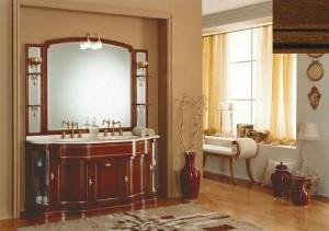Комплект мебели Eurodesign IL Borgo Композиция № 6, Noce/орех