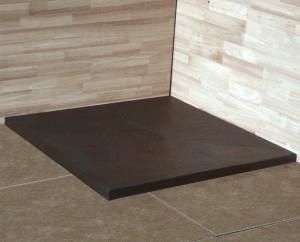 16152099-02 Душевой поддон RGW ST-0099G 90 x 90 см, квадратный, цвет серый, из искусственного камня
