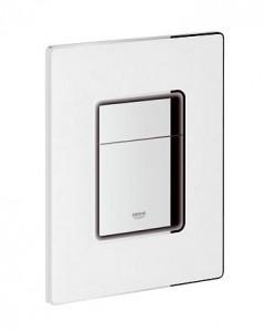 38914XR0 GROHE Skate Cosmopolitan Панель смыва для туалета, белый