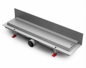 ALP-650K2 Душевой водоотводящий желоб Alpen Klasic/Floor пристенный, хром глянцевый