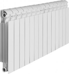 Радиатор биметаллический Global Style Plus 350 14 секций