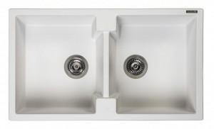 R30998 Мойка кухонная Reginox Amsterdam 20 86 x 50 см Pure White