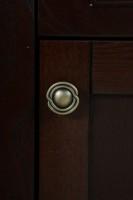 Тумба с раковиной АСБ-Мебель Флоренция Квадро 80 бук тироль витраж, массив ясеня