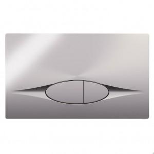 E29027-CP Панель двойного смыва Jacob Delafon, цвет хром
