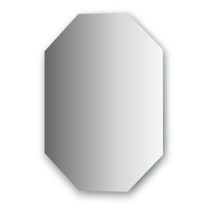 Зеркало со шлифованной кромкой Evoform Primary BY 0080 50х70 см