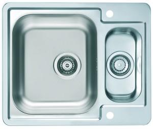 1085950 Мойка кухонная Alveus LINE MAXIM 50 LEI-90 610 x 500