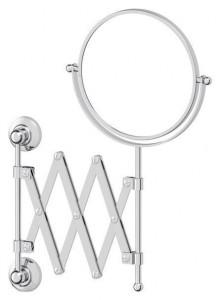 Настенное косметическое зеркало 3SC Stilmar STI 020 двустороннее с 2-х кратным увеличением