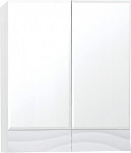 Зеркало-шкаф Style Line Вероника 60 Люкс, белый