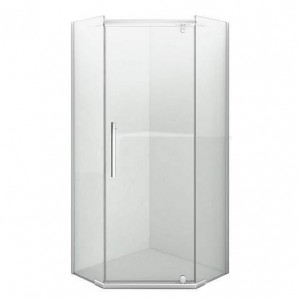 ER10110V-C1 Душевой уголок Erlit Comfort, 100 x 100 см