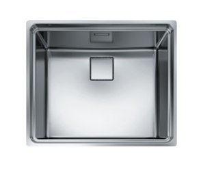 127.0179.081 Мойка Franke CENTINOX CEX 210-50,, установка сверху, SlimTop, нержавеющая сталь, полированная, 55,5*46,5 см