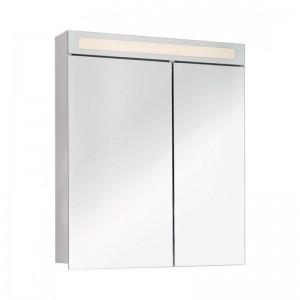 Зеркальный шкаф Dreja Uni 80, с подсветкой