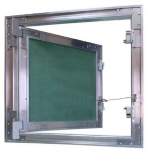Сантехнический люк Revizor Ультиматум ширина 60, высота 60 съемный стандарт