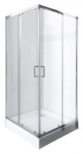 VI-S29090 Душевой уголок Rush Victoria, 90 х 90 х 190, стекло прозрачное