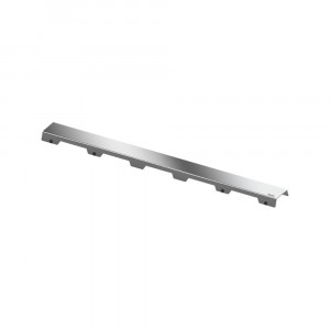 601282 Решетка TECE «Steel II» из нержавеющей стали, 1200 мм,  глянец