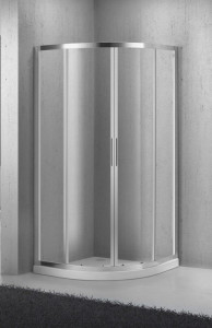 SELA-R-2-90-C-Cr Душевой уголок BelBagno Sela, 90 x 90 x190, стекло прозрачное