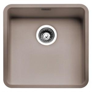 RX22008 Мойка кухонная Reginox Ohio 44 x 44 см, нержавеющая сталь, Sahara Sand
