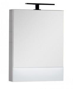 Зеркало-шкаф Aquanet Нота 50 (камерино) 00175670, цвет белый