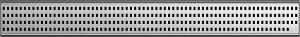 408563 Решетка Aco Showerdrain C 58.5 см для душевого канала, Квадрат