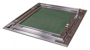 Сантехнический люк Revizor Ультиматум ширина 40, высота 40 съемный стандарт