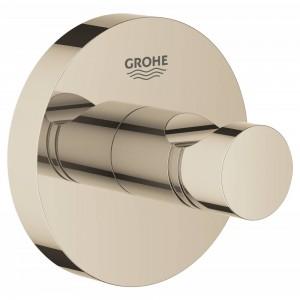 40314BE0 GROHE Essentials Крючок для халата, никель глянец