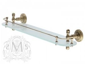 Полка Migliore Mirella ML.MRL-M050.BR, бронза